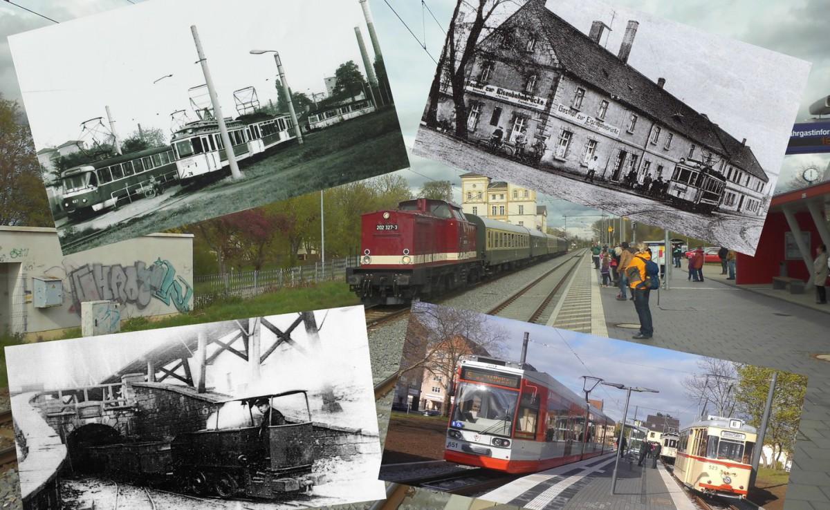 Aufnahmen und Collage: Klaus Bossig